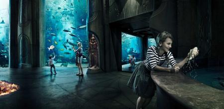 Atlantis The Palm - Lost Chamber & Aquaventure