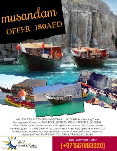 Exotic Musandam Adventure