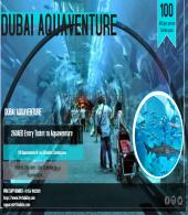 Dubai aquarium+burj khalifa tickets offers