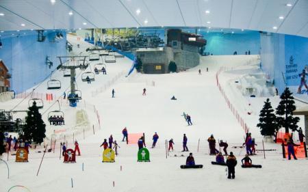Ski Dubai (Snow Park)