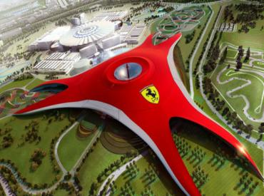 Ferrari World Abu Dhabi - Entry Tickets